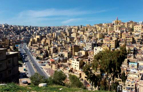city of Amman
