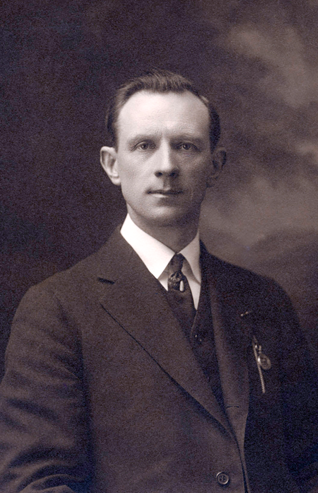 Elder Hyrum Mack Smith