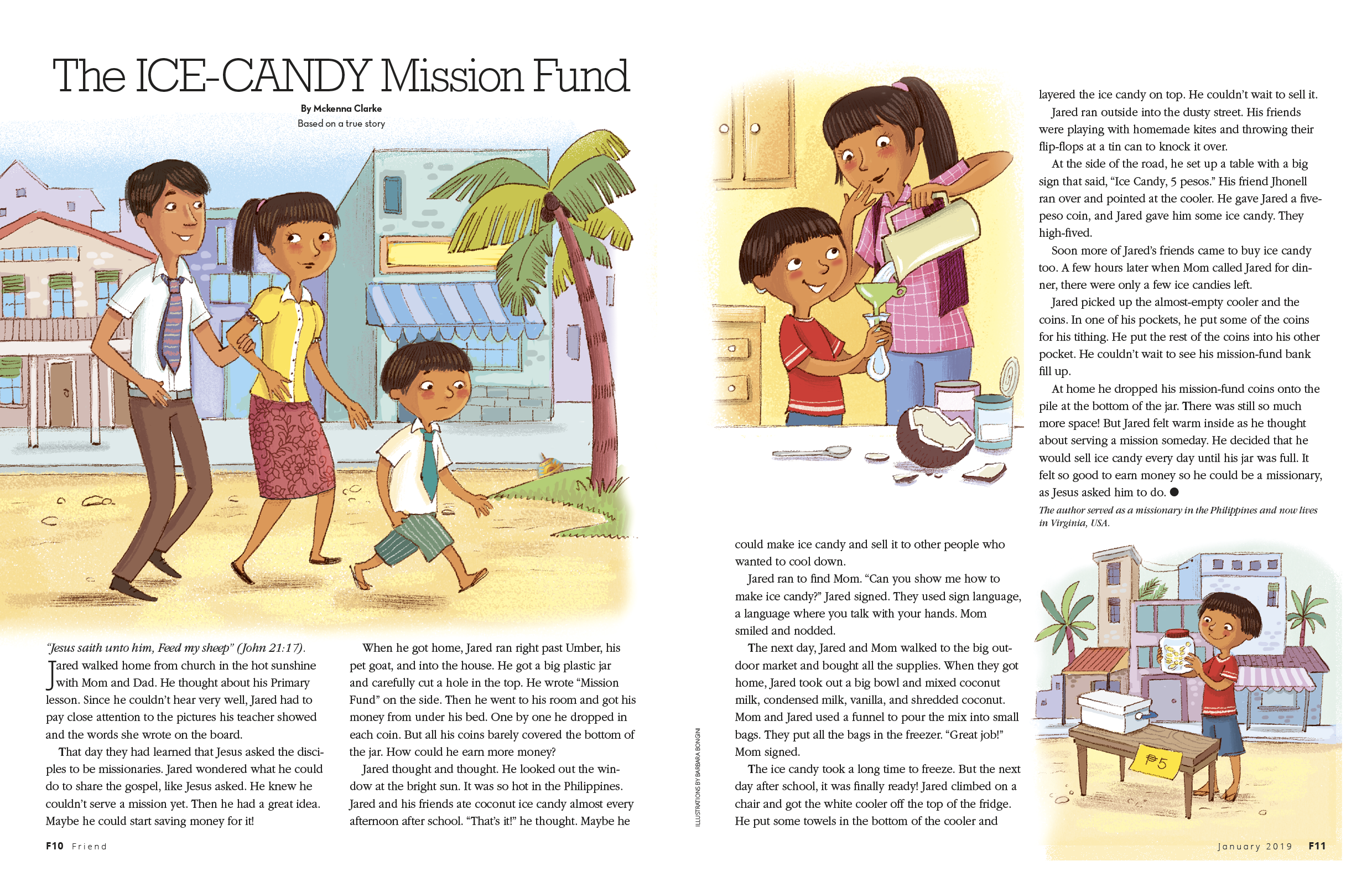 The Ice-Candy Mission Fund
