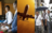 composite of young man, airplane, missionaries