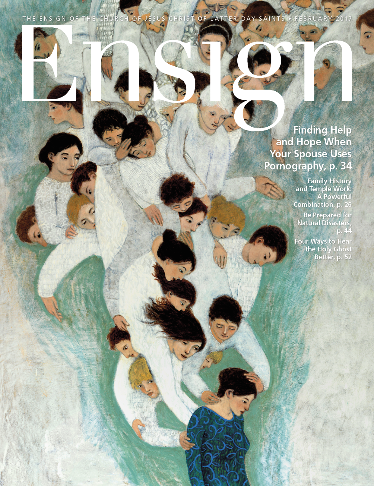 Ensign Magazine of the LDS Church - Current and Past Issues