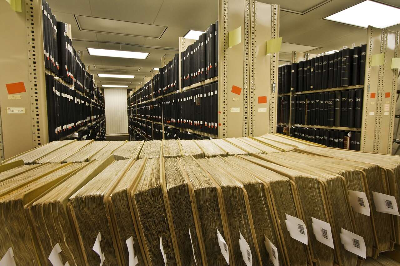 Three Types of Records You'll Find at the Church History Library