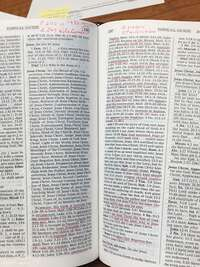 I Studied More Than 2,200 Scriptures about the Savior in Six Weeks